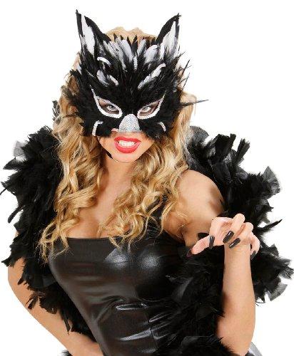 Generique - Katzen-Maske Erwachsene (Katze Für Erwachsene Maske)