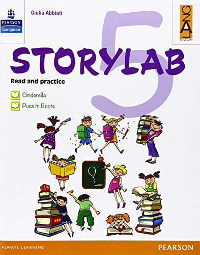 Storylab. Con espansione online. Per la Scuola elementare: 5