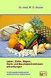 Leber-, Galle-, Magen-, Darm- und Bauchspeicheldrüsenerkrankungen: Ernährungsbehandlung mit vitalstoffreicher Vollwertkost (Aus der Sprechstunde) - Max O Bruker