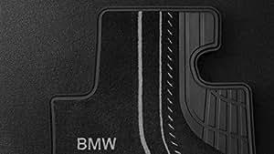 BMW veloursfußmatten/textilfußmatten avant gran tourer f46 2 noir