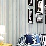 Tapeten Wandbild Hintergrundbild Fototapeteretro-Braune Vertikale Des Blauen Wohnzimmers Des Wohnzimmers Mebeibeh Diterranea Unbedeutende Nichtgewebte Tapetehintergrund