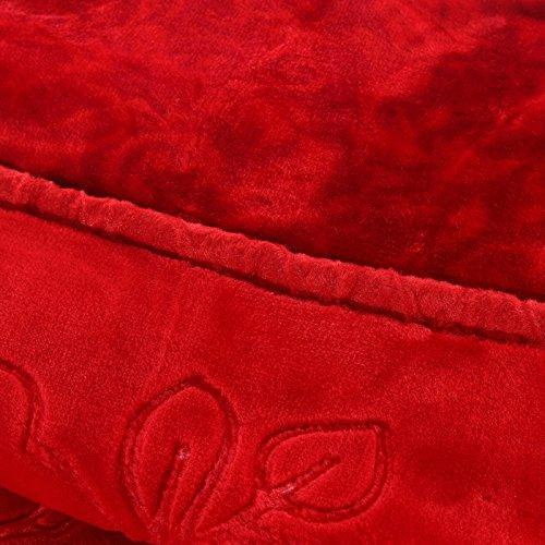 BDUK Reine Baumwolle Handtücher sind verdickte Alleinstehenden Klimaanlage Handtücher und Decken Decken Decken mit dünnen Decke Paket Mail