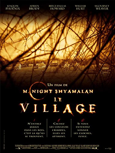 the-village-joaquin-phoenix-40-x-56-cm-original-cinema-poster-design