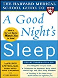 Image de The Harvard Medical School Guide to a Good Night's Sleep