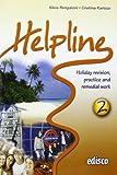 Helpline. Holiday revision, practice and remedial work. Per le Scuole superiori. Con CD Audio. Con espansione online: 2