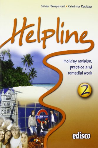 Helpline. Holiday revision, practice and remedial work. Per le Scuole superiori. Con CD Audio. Con espansione online: 2