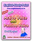 Active Voice and Passive Voice: Easy notebook for Active and Passive