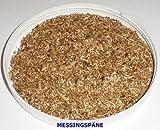 Copeaux de laiton Boîte 100g