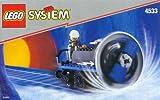LEGO System 4533 Eisenbahn Schnee- und Geröllfräse