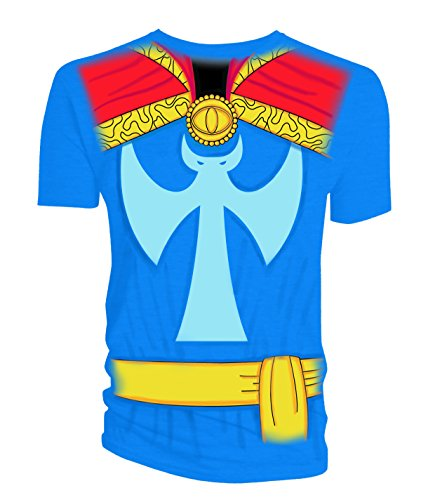 Doctor Strange Costume T-Shirt multicolore S