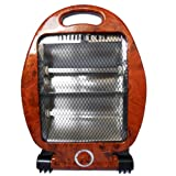 FISHTEC  Quarz-Heizer Heizlüfter 400, 800-Optik mit Ormes Lupe