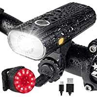 Luces y reflectores de ciclismo | Amazon.es