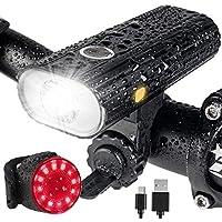 Luces y reflectores de ciclismo   Amazon.es