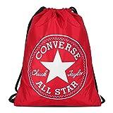 Converse Big Logo Turnbeutel, Rot, One Size