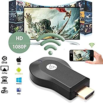 Anycast WiFi HDMI Dongle & Wireless Display for TV\Laptop