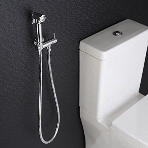 Hudson Reed - Douchette Hygiène WC Rond en...