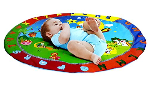 Toyshine Fun play Mat Activity Gym for kids, Soft Material, Non-toxic