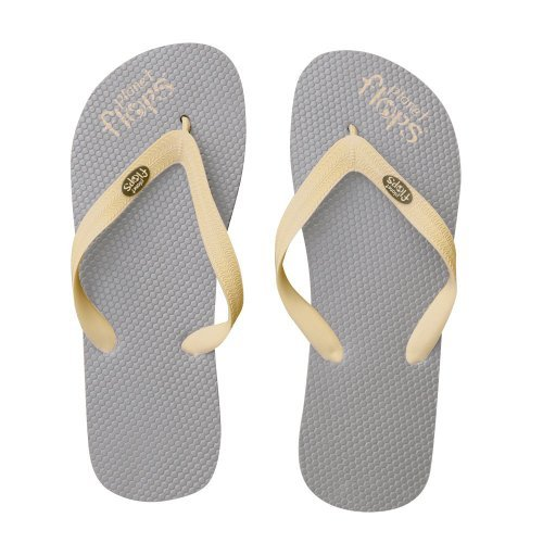 f7ccca5c8 feelgoodz. Planet Flops Vanilla Anise (Grey beige) flip-flops  INCREDIBLY  comfortable