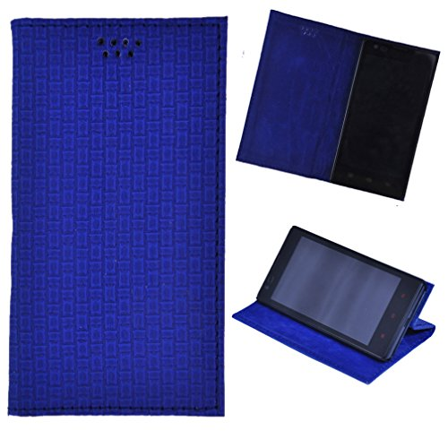 DING DONG PU Leather Royal Flip Cover For LG P715 Optimus L7 II  available at amazon for Rs.289