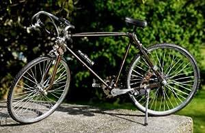 miniatur modell von rennrad fahrrad metall bike fahrrad01. Black Bedroom Furniture Sets. Home Design Ideas