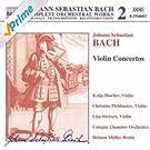 Bach, J.S.: Violin Concertos, Bwv 1041-1043 And Bwv 1052