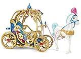 Disney Princess CDC44 - Cenerentola La Carrozza e Il Cavallo di Cenerentola