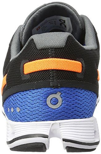 On Running ,  Scarpe da corsa uomo Nero (Black / Malibu)