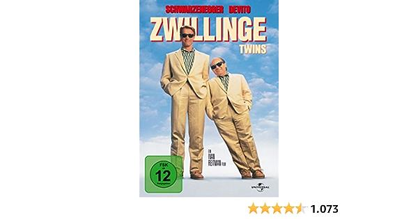 Zwillinge - Twins: Amazon.de: Arnold Schwarzenegger, Danny ...