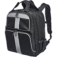 AmazonBasics Tool Bag Backpack - 50-Pocket with 2- Pocket Front
