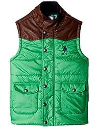 US Polo Association Boys' Casual Jacket