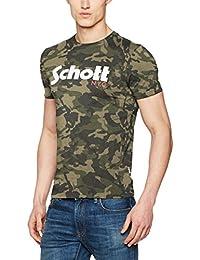 Schott NYC Logo - T-shirt - Homme
