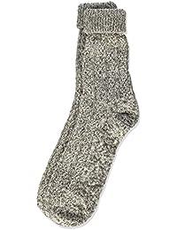 Lusana Kinder-Umschlagsocke Ohne Applikation, Chaussettes Montantes Fille