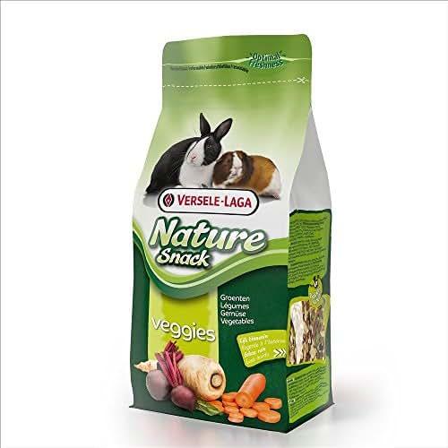 Versele-laga : Friandise Nature: Snack Veggies Rongeurs, 85g