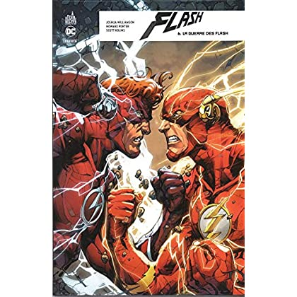 Flash rebirth, Tome 6 : La guerre des Flash