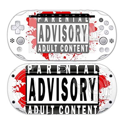 Sony PS Vita 2000 Playstation Skin Design Foils Faceplate Set - PAAC Design