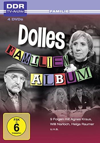 Dolles Familienalbum - Die komplette Mini-Serie [4 DVDs]