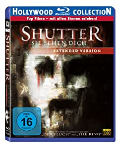 Shutter - Sie sehen dich - Extended Version [Blu-ray]