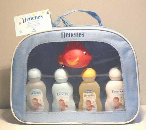 Denenes - Babypflege-Set in Reisetasche