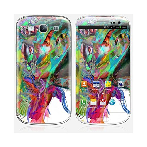 iPhone SE Case, Cover, Guscio Protettivo - Original Design : Galaxy S3 skin