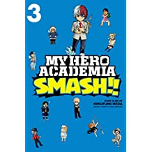 ‏‪My Hero Academia: Smash!!, Vol. 3‬‏