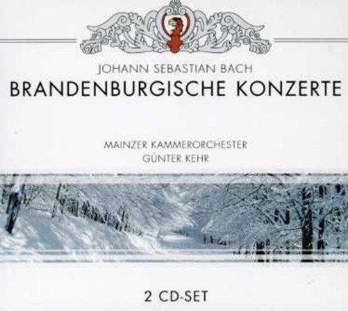 Bach J S: Brandenburg Concertos