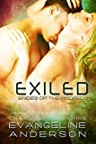 Exiled: Brides of the Kindred 7: (Alien Scifi Romance) (English Edition)