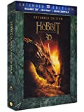Lo Hobbit - La desolazione di Smaug (2D+3D - extended edition) [3D Blu-ray] [IT Import]Lo Hobbit - La desolazione di Smaug (2D+3D - extended edition) [3D Blu-ray] [IT Import]