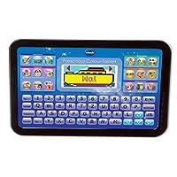 VTech-80-155204-Preschool-Colour-Tablet VTech Preschool Colour Tablet,bleu -
