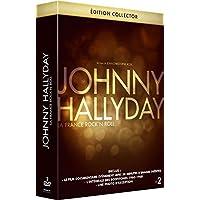 JOHNNY HALLYDAY Edition spéciale : La dernière interview filmée de JOHNNY + bonus exclusifs et inédits + le DVD des scopitones des années 1960-1968 + photo