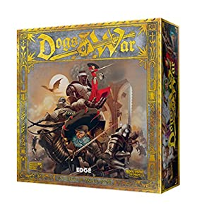 Dogs of War - Juego de mesa (Edge Entertainment EDGDO01)