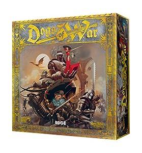 Dogs of War - Juego de mesa (Edge Entertainment EDGDO01)