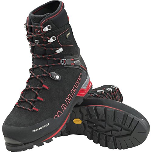Mammut Magic Guide High GTX Men Mountaineering Footwear (Step-In Crampon) black-inferno