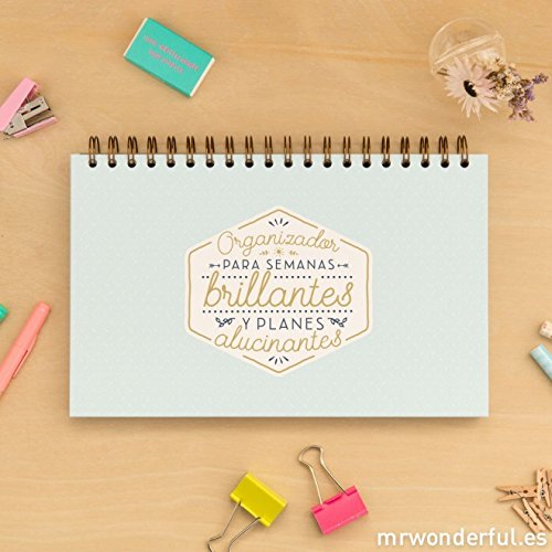 Mr. Wonderful WOA08522 - Organizador