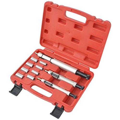 vidaXL Coffret Kit d'outils d'alignement de l'embrayage 11 pièces
